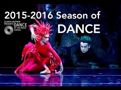 2015-16 Season of Dance @ The Music Center