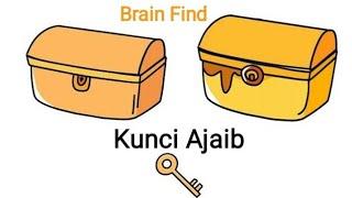 Kunci Jawaban Brain Find Level 42 hanya orang cerdas yang dapat mewarisi tahta #brainfindsolution #brainfindwalkthrough #brainfindanswer ...