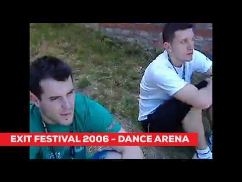Wise D & Kobe @ Exit Festival - Dance Arena 2006 VS Dance Arena 2018