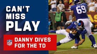 """Should we Call him """"Danny Dives"""" Now?"""