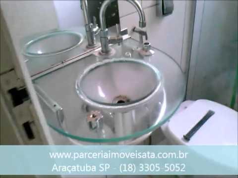 Casa para alugar Bairro Ipanema Imobiliaria em Araçatuba SP CÓDIGO CA1132