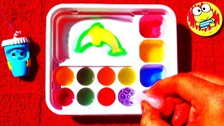 How to make Kracie Japanese candy Kid Toys-1UFNvrNUMfk