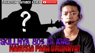 REACTION YOUTUBER GITAR PALING TOP SE INDONESIA - ALIP BA TA