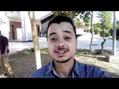 Omar Fadel on Saladin English Camp