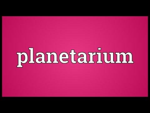 planetarium-meaning
