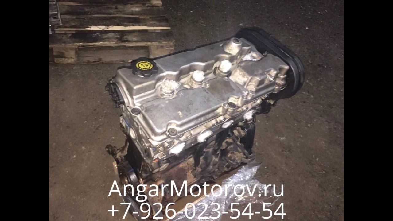 Двигатель Dodge Caravan 2.4 EDZ Купить Мотор Додж Караван 2.4 без предоплаты со склада в Москве
