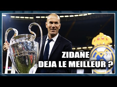 ZIDANE, DEJA LE MEILLEUR ? First Talk Foot #17