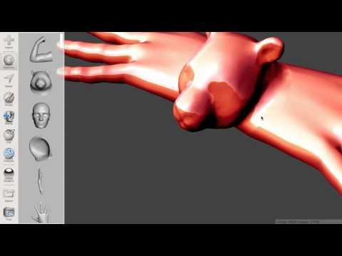0 - Autodesk 123D Suite jetzt mit Meshmixer - Update: Meshmixer Version 3.3