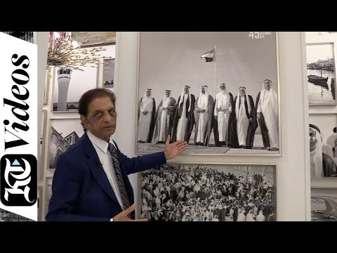 Meet the man who clicked UAE's iconic 'Spirit of the Union' photo