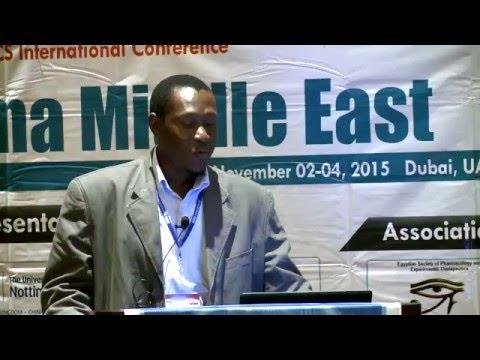 Nashiru Billa | Malaysia | Pharma Middle East 2015| Conference Series LLC