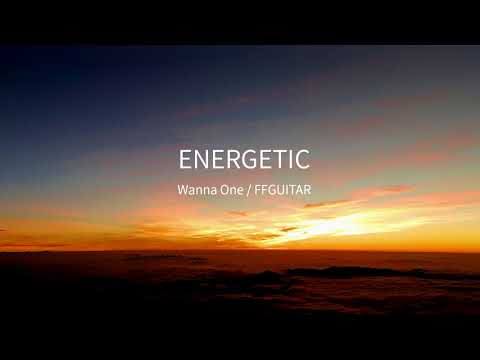 Wanna one(워너원) - Energetic Guitar cover