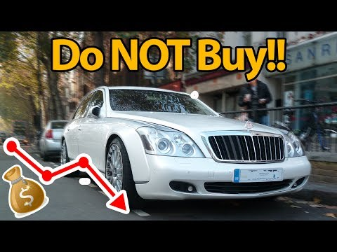 5 Cars That Depreciate Like A Stock Market Crash!!