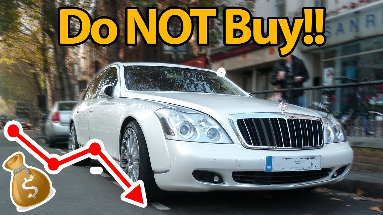 5 Cars That Depreciate Like A Stock Market Crash!! - YouTube