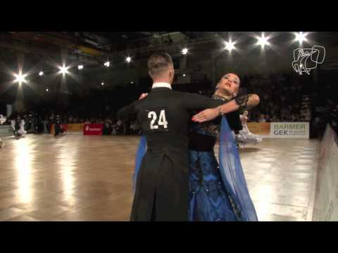 2012 European Standard Final | The Tango