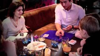 MAGICIEN val d'oise 95 Close-up - Mentalisme Paris Île de France. Animation magie restaurant