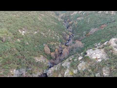 Buraco do Sumo - Ribeira da Caniça Lapa dos Dinheiros Serra da Estrela