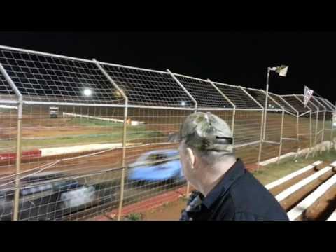 Talladega short track Hot Shot Championship race 5/7/2016