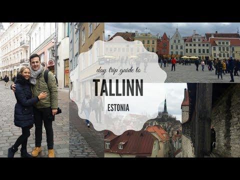 A Day Trip to Tallinn [HD]