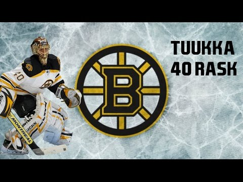#40 Tuukka Rask Highlights [HD]
