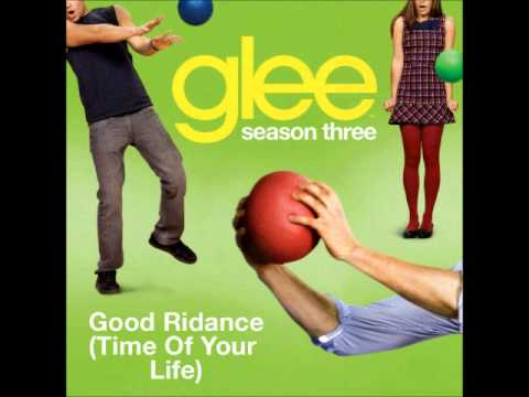 Glee - Good Riddance (Time Of Your Life) (DOWNLOAD MP3 + LYRICS)