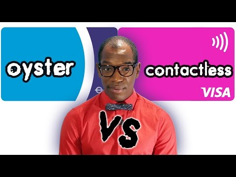 Oyster Card Vs Contactless
