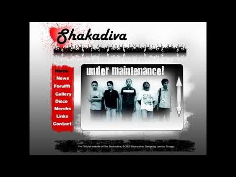 Shakadiva - Senja Lari (Live Studio Session) - 2001 #20ThAnn