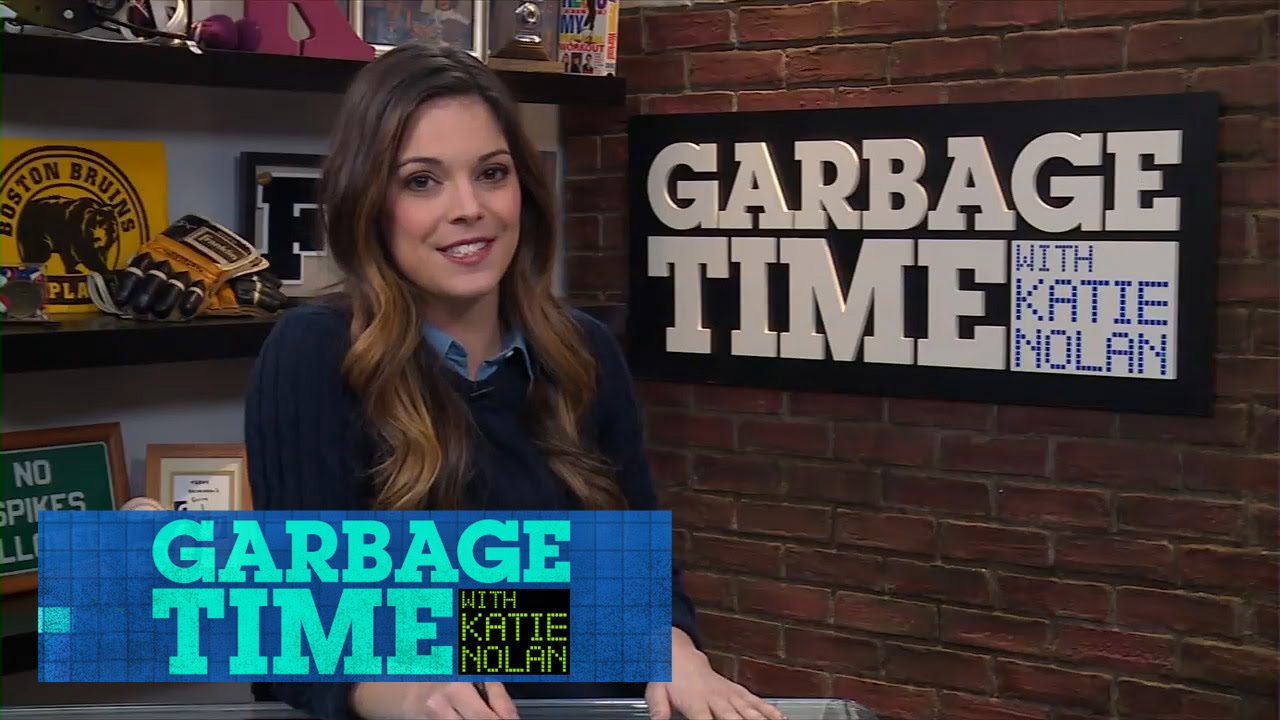 Garbage Time with Katie Nolan: April 26, 2015 Full Episode ...