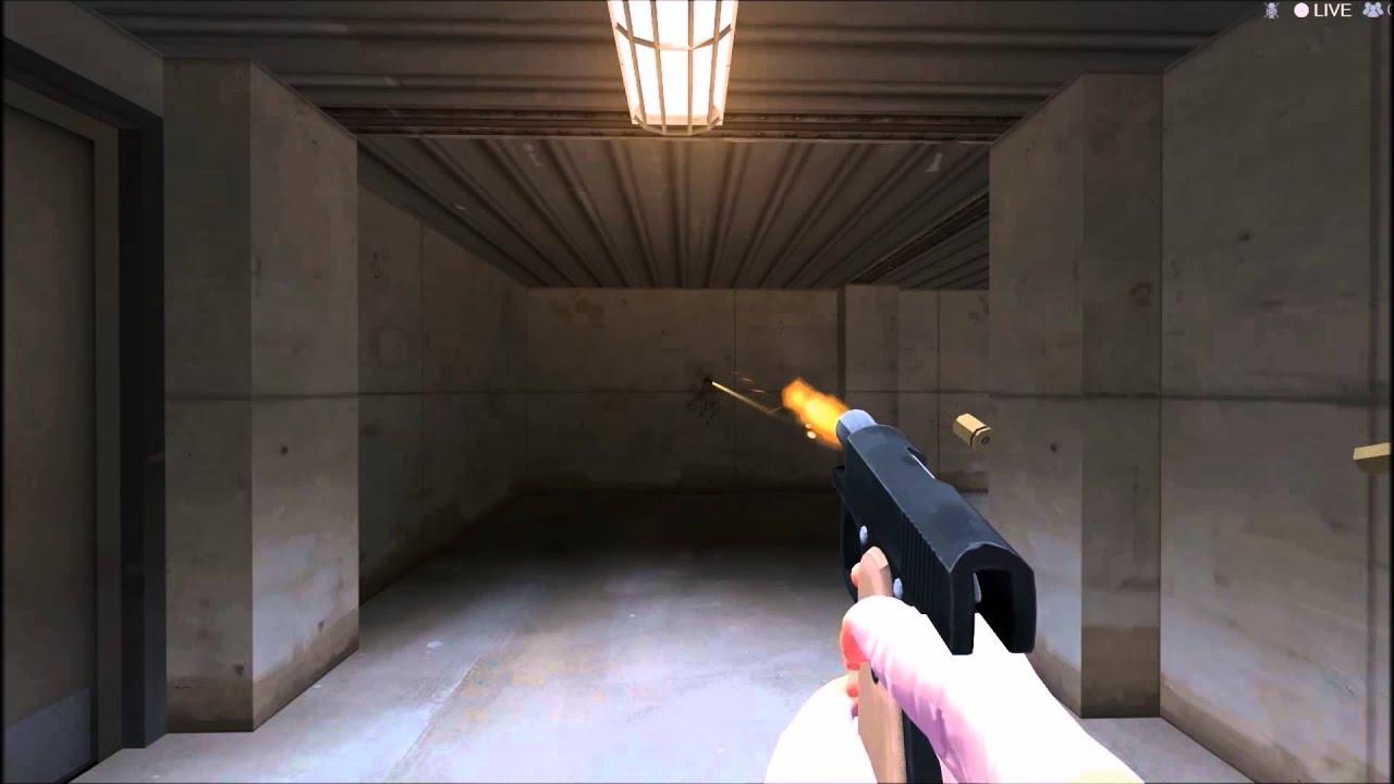 Tf2 Mod Pistol Slide Eh Youtube