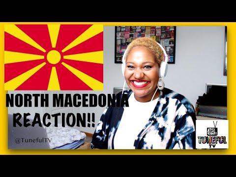 Eurovision 2021 Reaction - NORTH MACEDONIA (Tuneful TV)