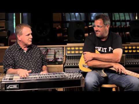 Paul Franklin On Steel Guitar Player Ralph Mooney