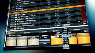 F-ECO Flash Economic Calendar