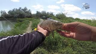 Рыбалка 2019, река Или посёлок  Аралтобе