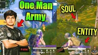 🔥Jonathan Best Patience Gameplay In PMPL   Soul Vs Entity   Fnatic Vs SGE Vs UME