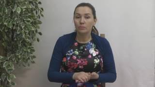 Урок 6. Поведение ребенка у груди матери