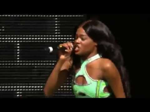 Azealia Banks - 212 Live at Glastonbury
