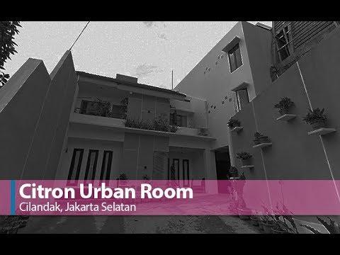Kost Citron Urban Room | Cilandak, Jakarta Selatan - YouTube
