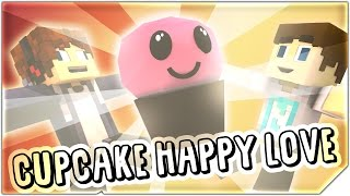 Cupcake Happy Love - A Great Minecraft Animation