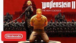 Wolfenstein II for Nintendo Switch - Release Date Announcement