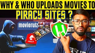 How does Torrents , TamilRocker and movierulz makes money ? ||Explained in 3 minutes|| English