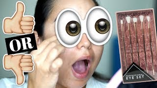 ¿Las peores brochas? Brochas de Face Secrets/ Sally Beauty  | Nancy Ibarra