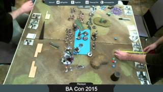 BaCon 2015 - Semi Finals Masters - Isotop vs Gekkota
