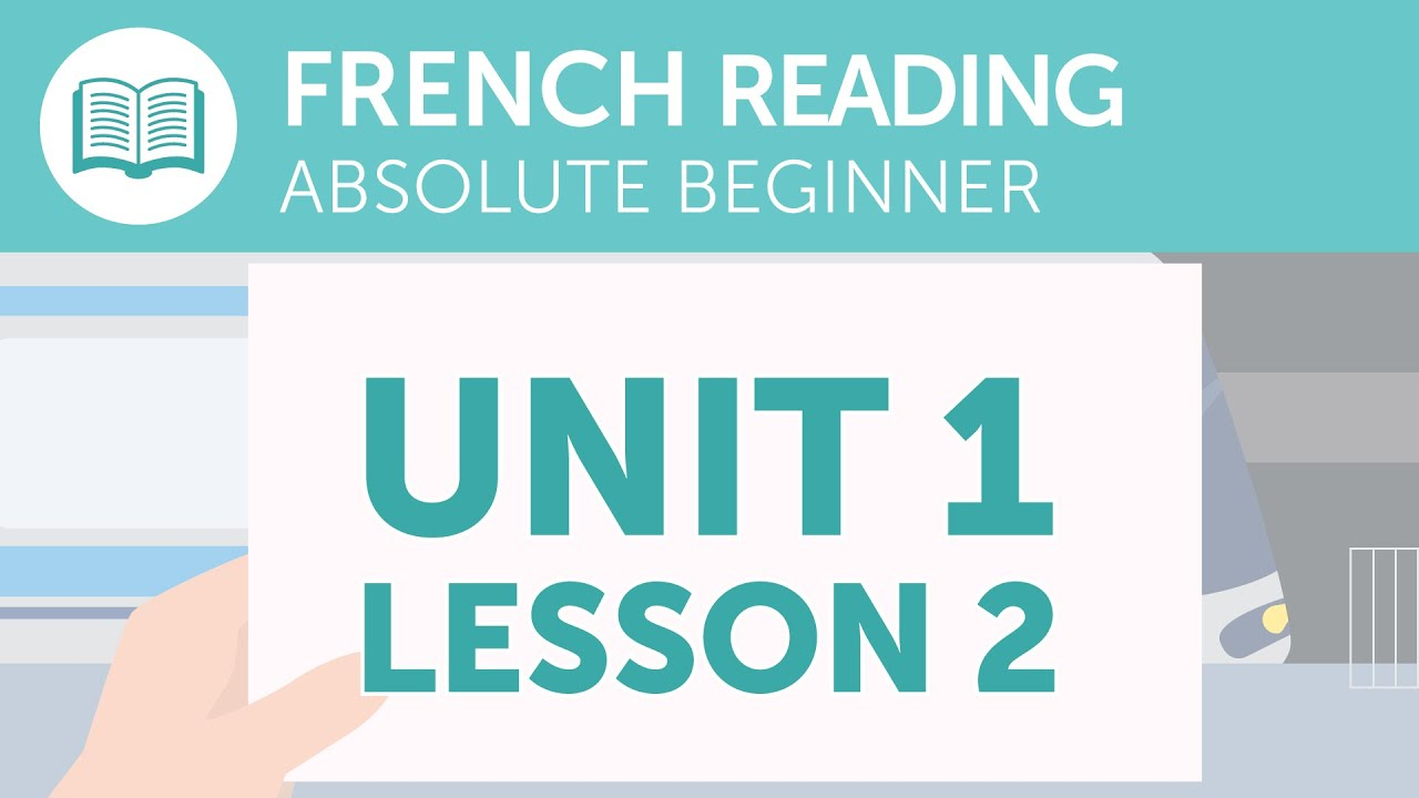 worksheet French Reading Comprehension Worksheets Beginners french reading for absolute beginners your train ticket youtube