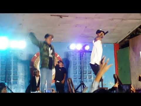 JRoa, Skusta Clee and Emcee Rhenn - Di Ako Fuckboy Live at San Cristobal, Laguna Aug. 25, 2017