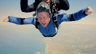 Leap of Faith - Behind the Scenes - The Wrong Mans: Series 2 Episode 2 - BBC Two