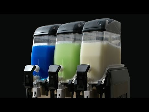 Vollrath Convenience Store Solutions: Frozen Beverage Equipment