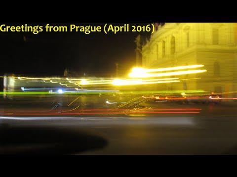 Prague & Budapest! (April 2016) Part 1/2