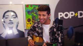 Gambar cover Jake Miller Performs Two-Song Acoustic Set