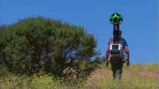 Street View Trekker