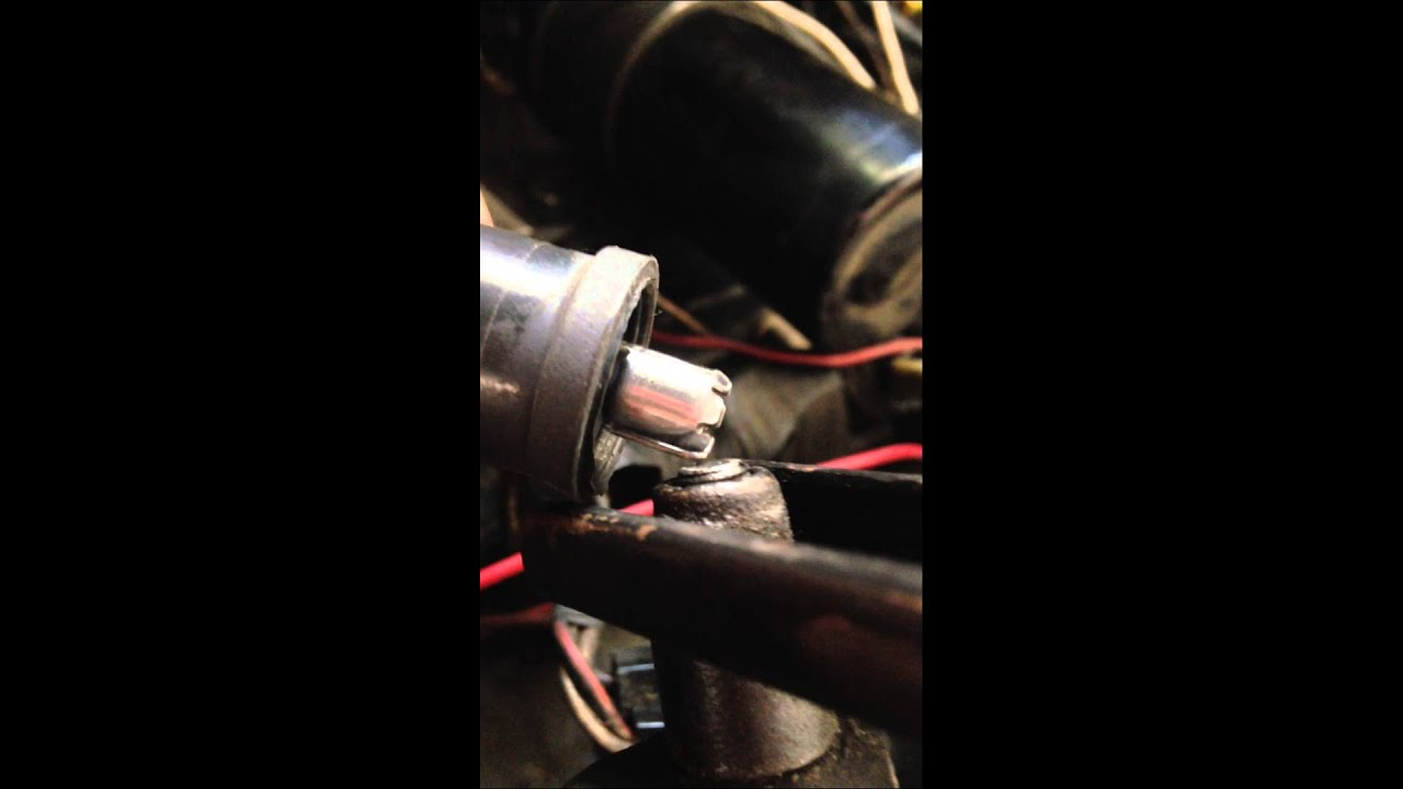 small resolution of mgb coil spark 2
