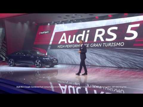 Salon auto de Genève 2017: Audi Sport